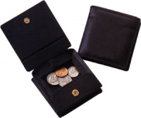 Leather Coin Bag